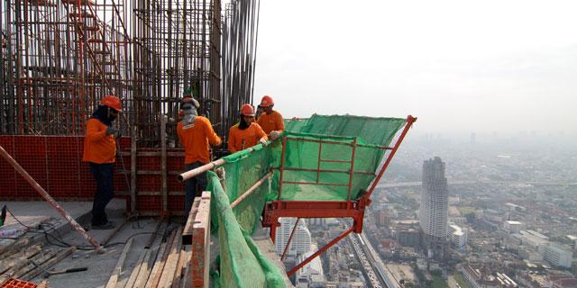 หางานก่อสร้าง